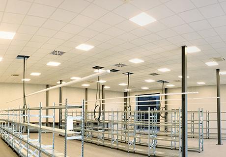 installazione impianti illuminazione