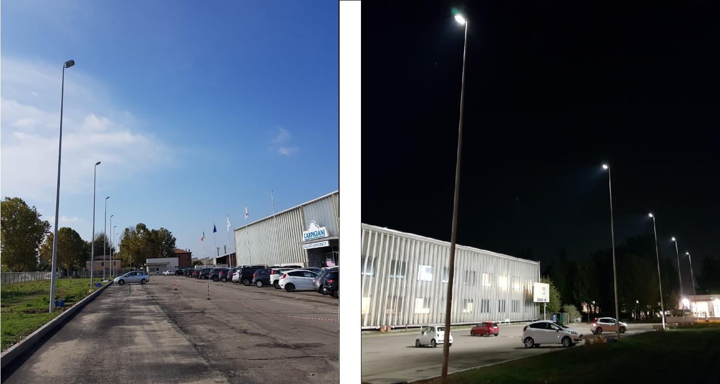 alimentatore-impianto elettrico-elettricità-risparmio energetico-lampioni-trasformatore di corrente