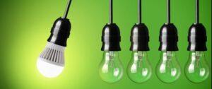 risparmio energetico-lampadine a led-illuminazione-emergia-green-certificati bianchi