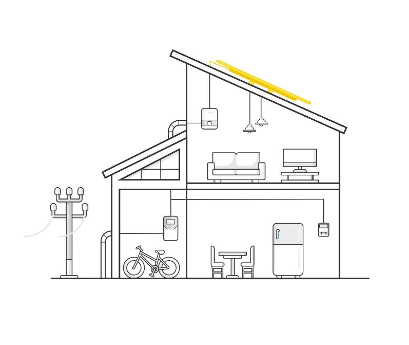 impianto fotovoltaico-autoconsumo-bolletta della luce-incentivi-energia solare