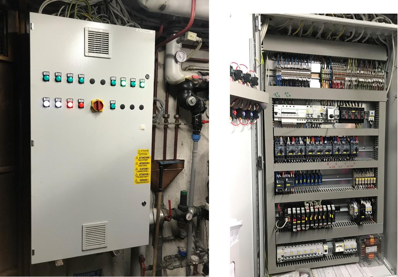 quadro elettrico-impianti elettrici-energia-elettricità-luce