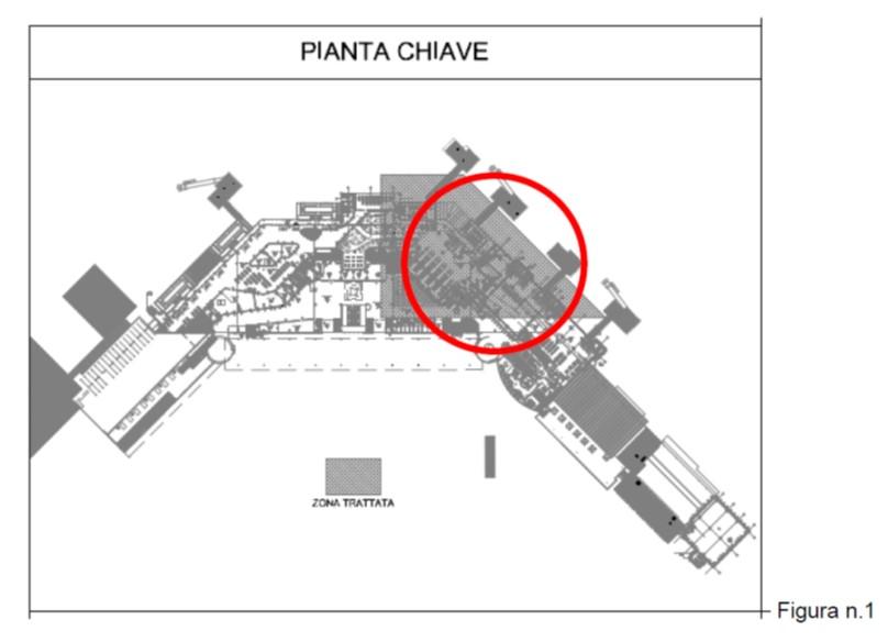 aeroporto BLQ-impianti meccanici-impianti idraulici-impianti areaulici