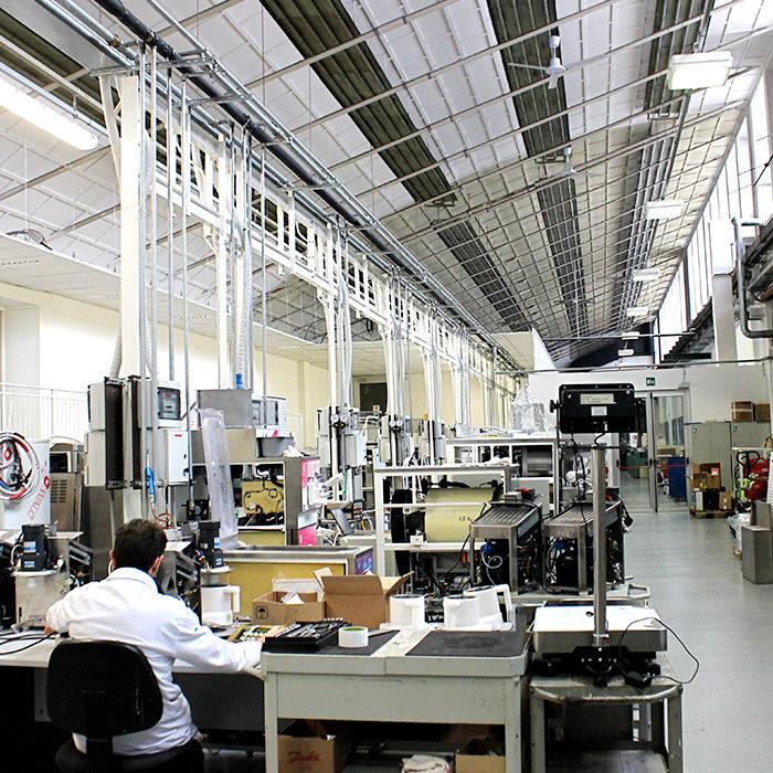 progettazione impianti elettrici